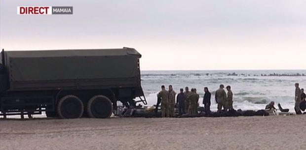 Constanța. Elevul de 16 ani dispărut în mare, căutat de scafandrii armatei