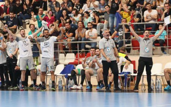 CSM Bucureşti a câştigat, în premieră, Challenge Cup la handbal masculin