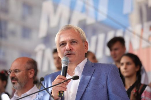 Liviu Dragnea, atac dur la adresa lui Iohannis: Așa cum a furat casele, a furat și Ziua Europei!