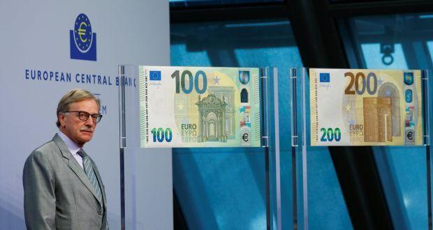 Atenție la diferențe! Banca Centrală Europeană lansează bancnote noi de 100 și de 200 de euro