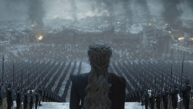 Game of Thrones, sezon opt. HBO a difuzat primele imagini ale ultimului episod! Video