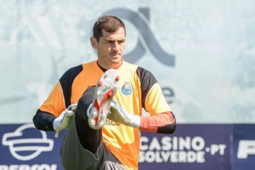 Iker Casillas a suferit un infarct la antrenamentul lui FC Porto! Portarul a fost operat de urgență