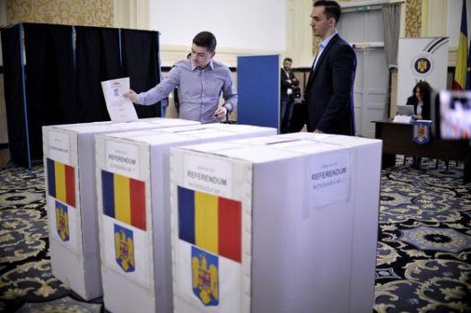 Rezultate finale europarlamentare după numărarea a 100% din voturi: PNL – 27, 00%. PSD și USR-PLUS despărțite la mustață