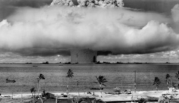 Vietăţile de pe fundul oceanului prezintă urme de radiaţii în urma testelor nucleare din Războiul Rece