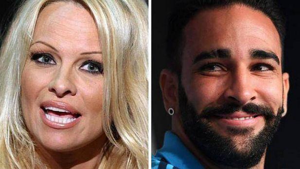 Pamela Anderson, umilită de iubitul fotbalist: Este un monstru!