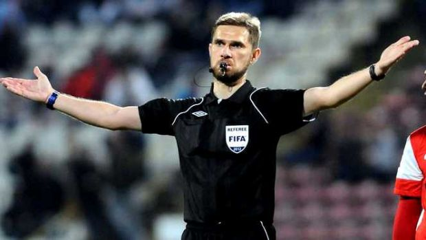 Alexandru Tudor a bătut palma cu Gigi Becali! Prima decizie luată de fostul arbitru