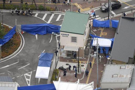Japonia. Un polițist a fost măcelărit în timpul unui atac premeditat