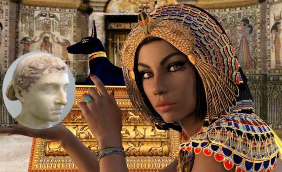 Cum arăta, de fapt, regina Cleopatra! Se pare că nu era atât de frumoasă precum se spune! Foto în articol