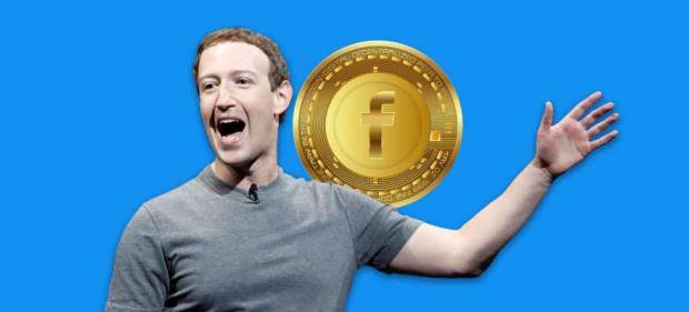 Facebook recrutează Visa și Uber pentru a-şi lansa propria criptomonedă
