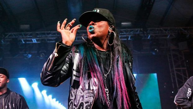 Cine este prima artistă rap care a fost inclusă în Songwriters Hall of Fame