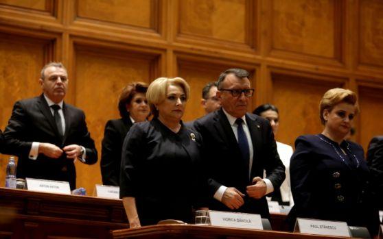 Guvernul Dăncilă pierde teren! Câți parlamentari vor vota moțiunea de cenzură