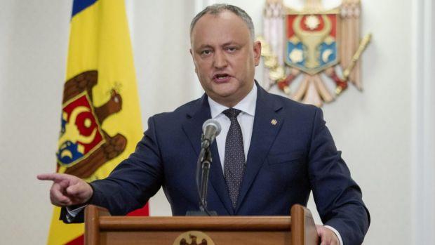 Republica Moldova. Curtea Constituțională a anunțat dizolvarea Parlamentului! Președintele suspendat Dodon s-a refugiat în Ambasada Rusiei! Live Text