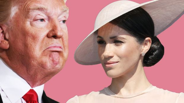 Scandal monstru între Donald Trump și ducesa Meghan Markle! S-au aruncat cuvinte grele