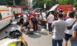 București. O șoferiță neatentă a provocat un accident cu patru răniți, î…