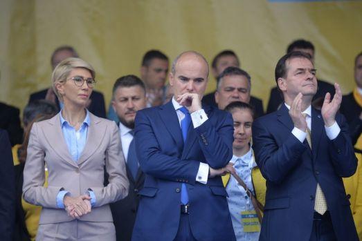 Scandal în PNL! Rareș Bogdan sare, din nou, la gâtul lui Ludovic Orban