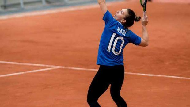EURO U21. Simona Halep le-a transmis tricolorilor un mesaj înaintea semifinalei cu Germania