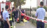 București. Un tânăr a murit înecat în Dâmboviţa, după ce a salvat un bă…