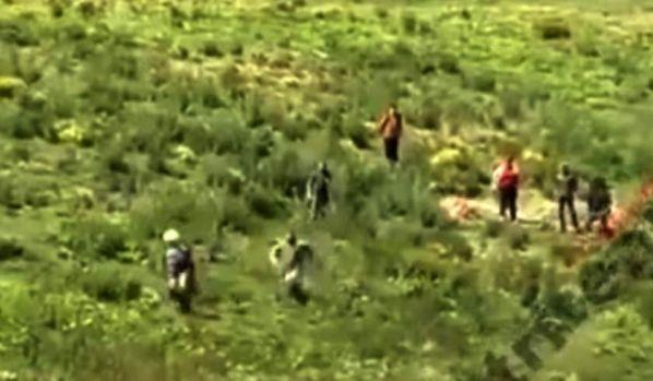 Bistrița. Motociclist belgian rupt în bătaie de câțiva ciobani! A ajuns la spital! Video