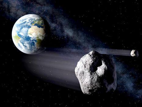 """Alertă! Cinci """"asteroizi periculoși"""" se află în drum spre Pământ"""