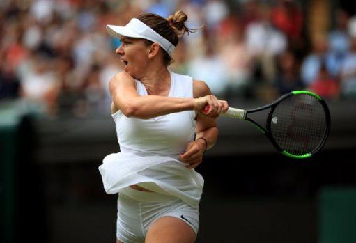 Wimbledon 2019. Simona Halep se califică în finală după un meci aproape perfect! Declarații