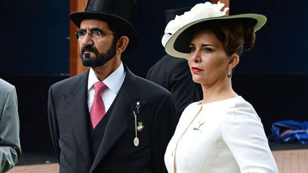 Prima măsură luată de emirul Dubaiului după fuga soției sale, prințesa Haya