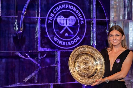 Simona Halep primește un bonus uriaș de la Nike după câștigarea turneului de la Wimbledon