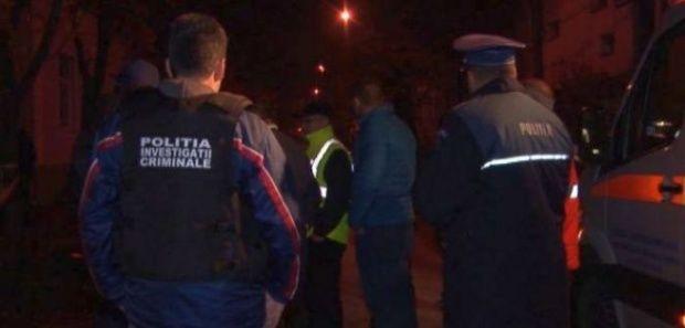 Timiș. Un poliţist a fost înjunghiat în timpul unei intervenţii