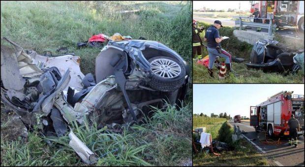 Italia. Patru tineri români au murit într-un accident cumplit!