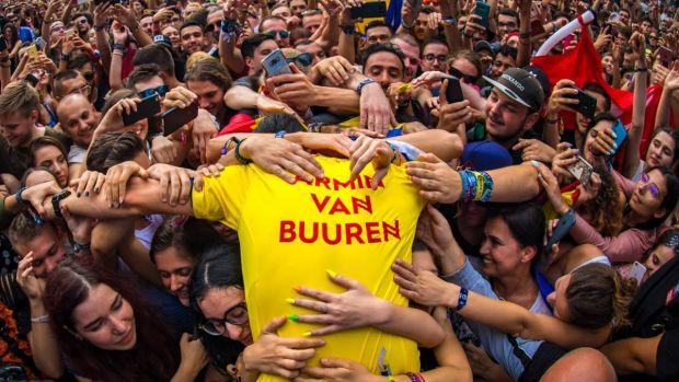 Untold 2019. Armin van Buuren a compus imnul oficial al festivalului de la Cluj Napoca! Video