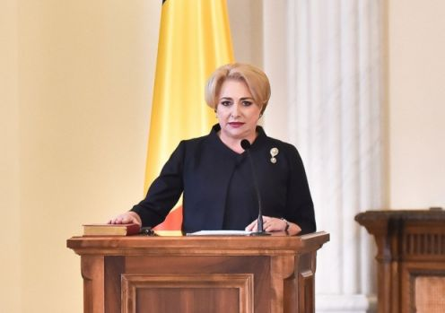 Viorica Dăncilă a trimis la Cotroceni noi propuneri de miniştri interimari la Educaţie, Interne şi Justiţie