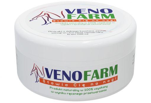 Krem VenoFarm – naskuteczniejszy środek przeciw żylakom