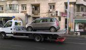 Primăria Capitalei va începe ridicarea mașinilor parcate neregulamentar! Când debutează acțiunea
