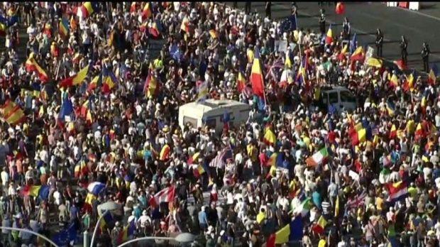 Protest 10 august, Piața Victoriei. Măsuri sporite de securitate. Ce restricţii rutiere vor fi în Capitală