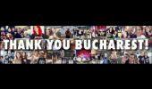 Metallica a transmis un mesaj de mulțumire Bucureștiului! Video