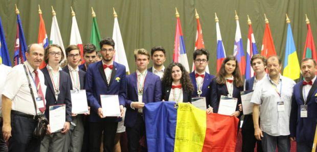 România a obținut 10 medalii la Olimpiada Internaţională de Astronomie şi Astrofizică