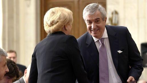 Călin Popescu Tăriceanu despre discuția din culise cu Viorica Dăncilă: Păi, ce faci? Ce am vorbit noi?