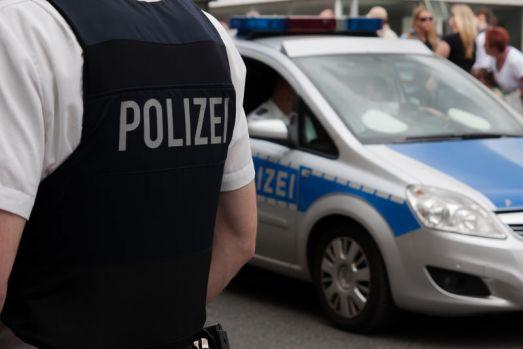 Germania. Descoperirea neașteptată făcută de polițiști în mașina a două hoațe din România