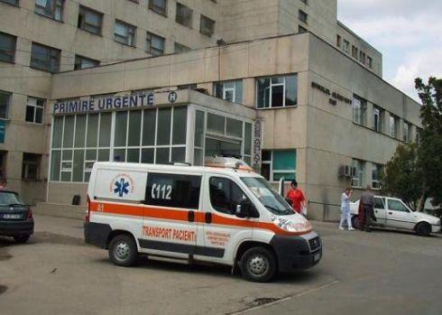 Iași. Un bărbat a fost găsit mort în curtea Spitalului de Neurochirurgie