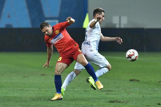 Liga 1. CSU Craiova vs FCSB 0-1 (0-0) / Muică, i-au stricat debutul lui Pițurcă! Video rezumat + Declarații