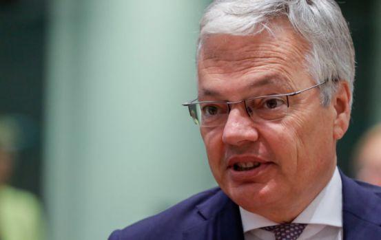 Candidatul Belgiei la Comisia Europeană, Didier Reynders, anchetat pentru spălare de bani