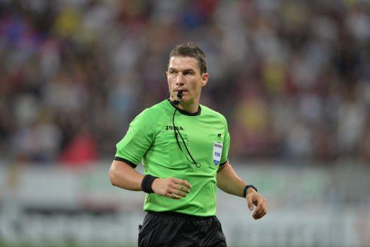 Istvan Kovacs, arbitrul de la CSU Craiova – FCSB, a explicat incidentul cu Florinel Coman