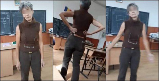 Brașov. Profesoară filmată în sala de clasă în timp ce era umilită de o elevă! Video