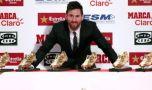 Lionel Messi a primit Gheata de Aur pentru a șasea oară în carieră! Record a…
