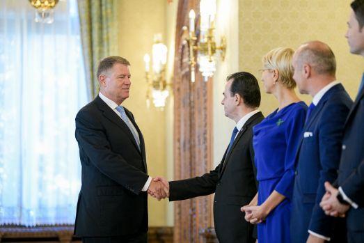 Când va fi votat guvernul Orban în Parlament