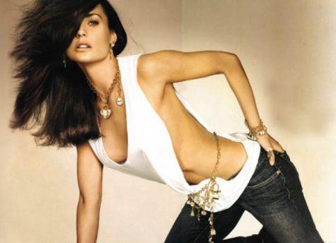 Noi dezvăluiri intime din viaţa lui Demi Moore! A făcut sex cu un actor chiar în noaptea dinaintea nunţii