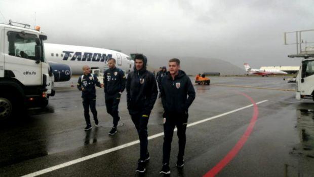 Euro 2020, preliminarii. Naționala României a ajuns la Torshavn, pentru meciul cu Insulele Feroe