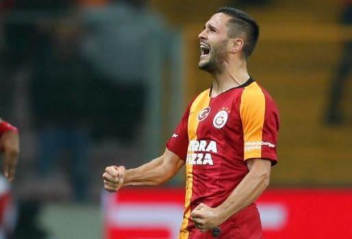 """Florin Andone, prima """"dublă"""" pentru Galatasaray! Primul gol a fost unul de senzație! Video"""