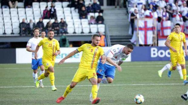 Euro 2020, preliminarii. Insulele Feroe – România 0-3 (0-0) / Victorie mai chinuită decât o arată scorul! Video