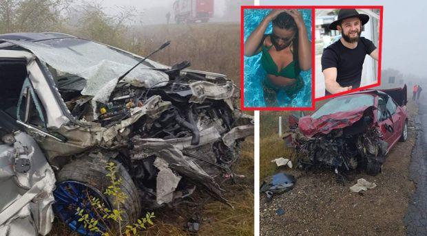 Inna Coffeina, cea mai frumoasă bloggeriţă din Republica Moldova, a murit într-un accident teribil! Video și foto