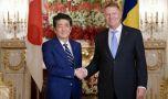 Preşedintele Klaus Iohannis se întâlneşte cu premierul nipon Shinzo Abe în …